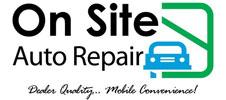 On Site Auto Repair